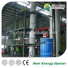 waste tire oil distillation machine