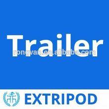 Extripod supply atv with trailer one year warranty