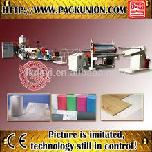 HIGH QUALITY 170mm New typle pe foam machine/foamed polyethylene sheet making machine/epe foam sheet production line
