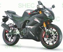 Motorcycle single clutch cub motorcycle/motorrad