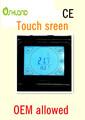 NUEVA pantalla táctil NEGRO 3A 220V9.703 M CE digital termostato de habitación