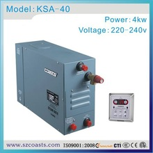 4KW 220V 50-60hz steam powered electric generator price with CE certification 2 year guarantee