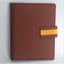 New design cheap custom handmade leather book cover on sale