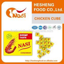 Nasi 100% natural kosher chicken bouillon cube for sale