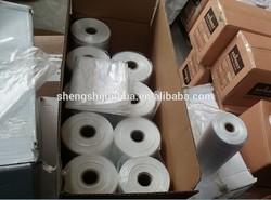 LDPE/HDPE transparent food plastic bag on roll