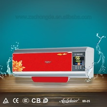 Instant&storage two functions change automatically electric water heaters
