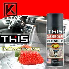 450ml & 250ml car dashboard shine spray wax