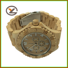 Elegent and cheap woodwatch for girls and boys
