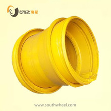 Earthmover Wheel Rim (wheel size from 8 inch to 63 inch) with high performance
