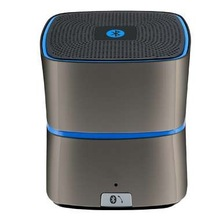 1.0 Channel Bluetooth mini speaker, wireless audio transmission, metal sense design/portable