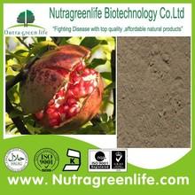 factory supply best price pomegranate peel powder