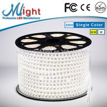 Mlight 3rd Generation 110V/220V Flexible LED Strip Lights 970 White IP45 CE RoHS Paypal