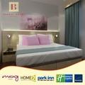 macchiato tre stelle hotel moderno arredo camera da letto
