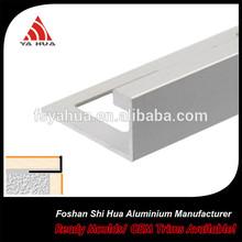 house design angle shape aluminum corner tile trim,angle edge