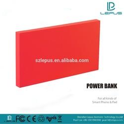 6200mAh Portable Mobile Power Bank for Mobile Phone