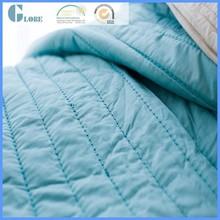 2015 new design 100% polyester kantha quilt blue for wholesale