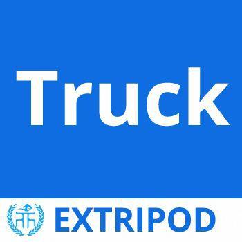 المحرز في الصين بابا extripod الديزل اليورو 3 2011 10-60t تحميل الشاحنات