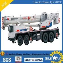 ZOOMLION 70ton Hydraulic Mobile Crane QY70V542