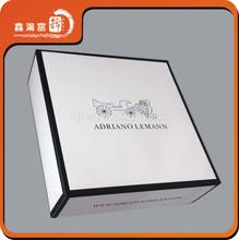 good quality and new custom foldable paper box