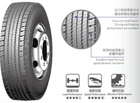 China Tire Factory 11r22.5, 12r22.5, 295/80r22.5, 315/80r22.5 2015 Goform Brand Car Tire