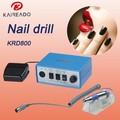 Kareado profissional manicure e pedicure máquinas para unhas acrílicas/portable electric nail arquivos