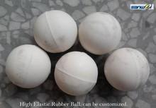 Top Manufacturer High Elastic Pure Virgin Rubber Ball 2015