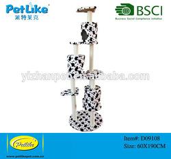 China Pet Products Cat Tree Cat Furniture