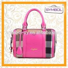 Modern export 2016 pu lady handbag