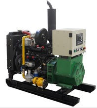 10KW natural gas generator from Weifang factory