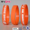 deft design aaa food grade silicone negative ion bracelet