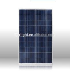 Solar Module 250w For 10kw / 15kw / 20kw / 30kw / 50kw / 100kw/ 500kw Solar Grid System