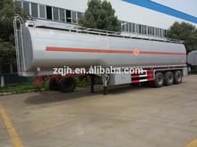 50000litres diesel fuel petrol oil tanker semi trailer /aluminum truck semi trailer
