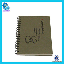 Creative Notebook Book Cover Design