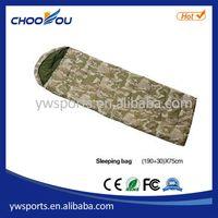 Fashionable antique 2015 hot sale mummy style sleeping bag
