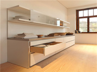 Jisheng import water resistant kitchen cabinet manufacturer acrylic plywood panel_export to European factory price