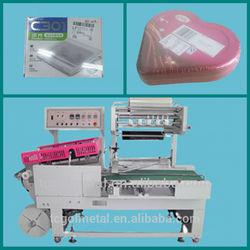 CCP-L502 +R1000 heat shrink shrink machine for cap film shrink machine l sealer
