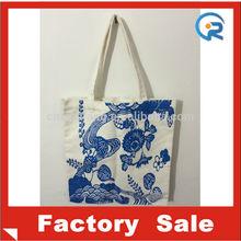 full-size printing 10oz white canvas tote bag/canvas tote bag/cream canvas bag