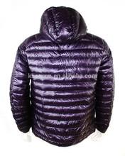 Unisex duck down jacket super lightweight down jacket KS-J0002