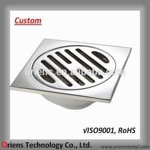 precision customized concrete drain covers