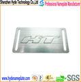 projeto bonito metal 3d logotipo personalizado sinais de alumínio
