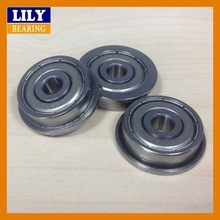 High Performance Uniball Flange Bearing