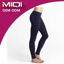 Latest design Back yoke and side leg panel performance leggings for yoga