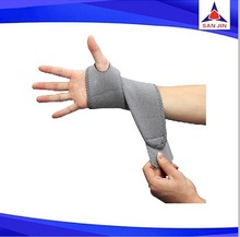 Sport Wristband Basketball Wrist Support Neoprene Bandage Wrist Wraps Fitness Brace Protection Gear