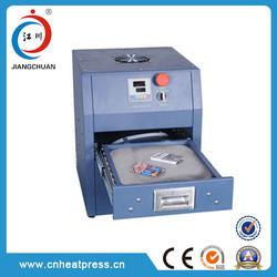 DIY machinery cell phone iphone6 case ipad case mini 3d sublimation vacuum machine