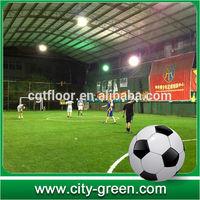 Sport Field Design Eco-Friend Football Turf Indoor