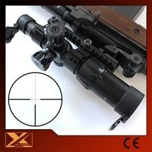 1-6X24 reticle illuminated tactical gun scope