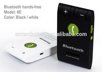 2015 new arrival V4.0 bluetooth handsfree speakerphone car kit sunvisor