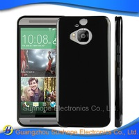 Wholesale Smooth waterproof seal TPU covers for HTC ONE M9 Plus case