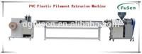 2015 PVC plastic filament extrusion machine