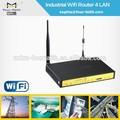 F3734 industriel. lte tdd 2300 mhz 3g wcdma./cdma wifi 4 port lan 4g industrielle routeur avec fente pour carte sim dhcp pour rail- de surveillance routière